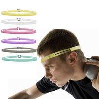 Wholesale Lightweight Elastic Sport Sweatband Headband For Running Climbing Cycling