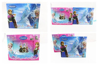 Wholesale christmas decorations kids Frozen Photo Frame baby girls princess Elsa Anna Picture frame Children cartoon rahmen cm