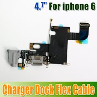 Wholesale Hot Sale Charger Dock Flex Cable For iPhone Charging Port with Headphone Jack Tail Plug Flex Cable version waitingyou
