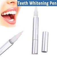 Wholesale 1 Dental Equipment Tooth Bleaching Gel Teeth Whitening Pen Tooth Gel Whitener Remove Oral Hygiene Tooth White Whitening Strip