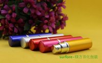 Wholesale High quality smooth Travel Perfume Atomizer Refillable Spray Empty Bottle