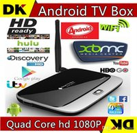 Cheap SGpost CS918 Q7 MK888 Quad Core Android TV Box RK3188T 1GB 8GB Cortex A9 Smart TV Box HD1080P Arabic IPTV Box 900 Live Streaming Channel