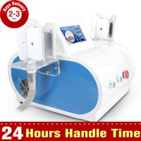 advance equipment - Advanced Cryo Therapy Two Probes Cold Slimming System Cellulite Removal Cooling Freezing Fat Reduction Beauty Equipment
