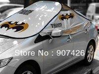 Precio de Venta al por mayor de la sombra auto-Envío libre al por mayor Auto máscara fría / Car parasol 3set / lot 1019 # 19