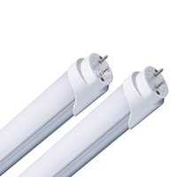 Wholesale DHL85V v Brightest W ft T8 LED Tube Lights UL Approvedwarm pure cool White