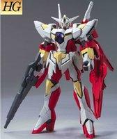 Wholesale Brand Gundam Model Action figure Robot Anime Assembled GUNDAM MG Reborn Fighter Original box kids Gift