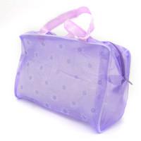 beach cosmetic case - Women Makeup Case Toiletry kits Outdoor Bag Transparent Waterproof Beach handing Lady Travel Cosmetic Bag Girl