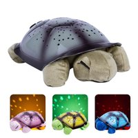 baby musical projector - Creative Turtle Light USB Musical Turtle Night Light Stars Constellation Projector Night Lamp Children Baby Bedroom Night Light