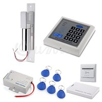 Wholesale RFID Access Control System Kit Set Electric Bolt EM ID Card Strike Lock