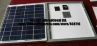 alkaline battery charging - Special price W High quality polycrystalline solar panel Class A for V battery charging