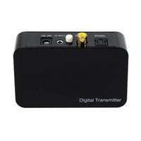 analog input - Wireless Digital Transmitter Digital Optical Input Analog Audio Input A2DP IOPT Digital Transmitter TS BTDF01 D5500A