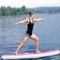 aqua inflatable boats - Aqua Marina Inflatable Sup Board Surfboard Paddle Surf board SUP Kayak fishing boat cm