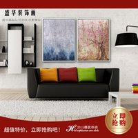 backdrop outlet - Modern abstract paintings decorative painting the living room sofa backdrop restaurant mural bedroom office factory outlets