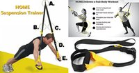 yoga equipment - Yoga Resistance Bands Fitness Hanging Belt Tension Pull Rope Home Arm Exerciser Training Equipment Gym Set Colors