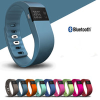 Wholesale 2015 Newest TW64 Fitness Tracker Bluetooth Smartband Sport Bracelet Smart Band Wristband Pedometer For iPhone IOS Android PK Fitbit