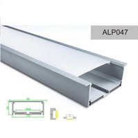 aluminium bar sizes - Miroir No Sale Led Lamp Led Bar Light Aluminium Profile Big Size Aluminum For Ceiling And Wall Good Quality