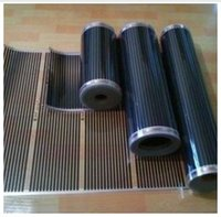 Wholesale Far infrared electric heating film geothermal membrane thermal heated mat