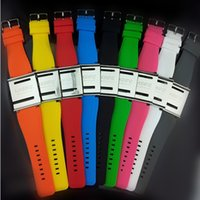 Wholesale Hot Sale Metal Stainless Steel Silicone Wrist Strap Watch Band Case With Retail Package For iPod Nano th