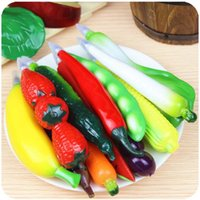 Wholesale Fruit Vegetable Farm Ball Pen Novelty School Office Gift Kid Toy Cute Stationery