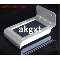 Wholesale Details about LED Solar Power Motion Sensor Security Lamp Outdoor Waterproof Light G9 D504