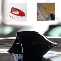 audi radio antenna - Car Shark Fin Antenna With blank radio signal For AUDI A1 A3 A4 A5 A6 A7 A8 Q3 Q5 auto accessories