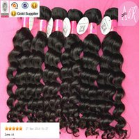 russian hair - Factory Russian Virgin Hair g Natural Color Loose Deep Weave Hair weave virgin hair