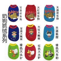 Wholesale The New Teddy Dog Teddy Variety of Autumn and Winter Dog Clothes for