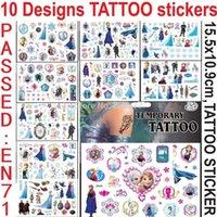 Wholesale 2015 Special Offer Hot Sale Tatuagem Gold Tattoo All Kinds Mix Temporary Tattoo Stickers Sticker