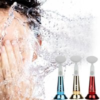 Wholesale Professional Electric Face Wash Cleaning Brush Facial Pore Cleanser Massager Cleansing Instrument Skin Care