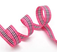 tartan plaid ribbon - Beijia Yards about M Pink Tartan Plaid quot Wedding Craft Grosgrain Ribbon