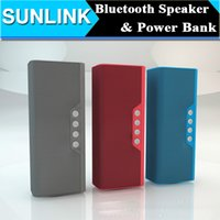 battery charger suppliers - New Bluetooth Mini Speaker Wireless Audio MP3 Stereo Music Player Sound Box Portable Power Bank Supplier External Battery Charger