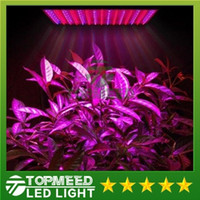 Wholesale Led Grow Lamp LED Hydroponic Plant Grow Light Panel Red Blue W LED Plant Grow Lights LEDs Panel Lights V