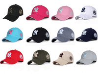 Wholesale newest Yankees Hip Hop Snapback Baseball Caps NY Hats MLB Unisex Sports New York Women casquette Men Casual headware hunting hat A