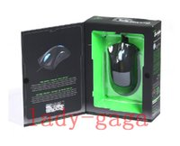 Wholesale Top quality Razer Death Adder Mouse Upgrade DPI Competitive games must razer deathadder Factory Offer with retail package