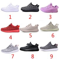 Wholesale 2016 hot sale Boost Pirate Black Sport Shoes moonrock Running Shoes turtle dove Low Shoes With Box Sports Shoes