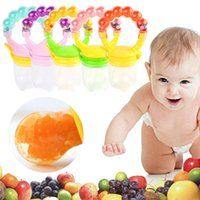 baby food suppliers - New Arrivals Safe Baby Kids Infant Feeding Tools Nipple Pacifiers Supplier Food Milk Fruits Silicone Plastic KC2