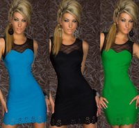 Casual Dresses Above Knee Natural Nightclubs Women Dress European and American sexy Club clothing Sexylingerie lace burning flowers Role costumes