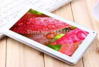 Dual Core Dual SIM GSM 3G MTK8312 7inch Phone Call Tablet PC Bluetooth GPS WIFI 7 pouces Android Tablet PC Emplacement pour carte SIM phablet