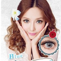 Wholesale Newest HOT Angel tricolor tone colors color contact lenses DHL shipping Contact lens Color Contact Tones colors pai