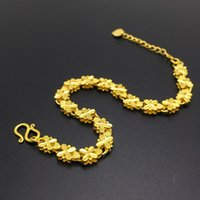 beautiful jewlery - New Arrivel Romantic Heart Design Bracelet K gold bracelet Beautiful bracelet fashion jewlery C070