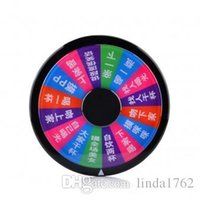Wholesale 30 Chinese form of written KTV turns a dish KTV game to turn dish amusement to turn a dish friend party amusement thing