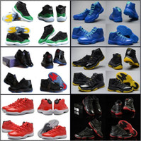pvc snake leather - 27 Colours With Box High Quality Air Retro XI Space Jams Legend Blue Gamma Blue Snake Skin Men s Basketball Sneakers Shoes