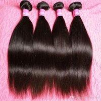 Wholesale 2015 NEW ARRIVAL Malaysian Virgin Hair Straight Malaysian Weave Hair A Grade Virgin Unprocessed Human Hair