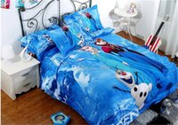 Cheap 100% Cotton Craze Frozen Bedding Best Knitted Home set quilt