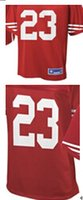 Cheap 2015 new american football jersey Bush jersey free shipping by Fastest DHL ems just 2-4 days arrived at USA