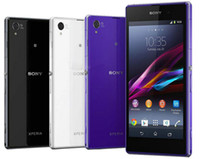 Wholesale Refurbished Sony Xperia Z1 L39H C6903 Original Unlocked Cell Phone Quad core G inch MP Camera Android Phone Refurbished