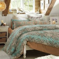 beddings set - Beddings New Cotton Printed Europe Bedding Sets Bed Sheet Duvet Cover Home Textile GIFTS Free Express Ship