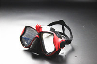 Wholesale High Quality Underwater Sea Scuba Dive Swimming Glasses Diving Mask with Pedestal for GoPro Hero Sjcam Sport Camera