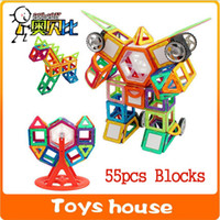 Wholesale Magformers magnetic building blocks sets magspace magformers construction bricks educational toys magnetic building toy