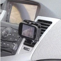 Cheap Hot sale car air ac outlet universal mobile phone holder cover stand for iphone 3 4 htc pda mp3 4 auto